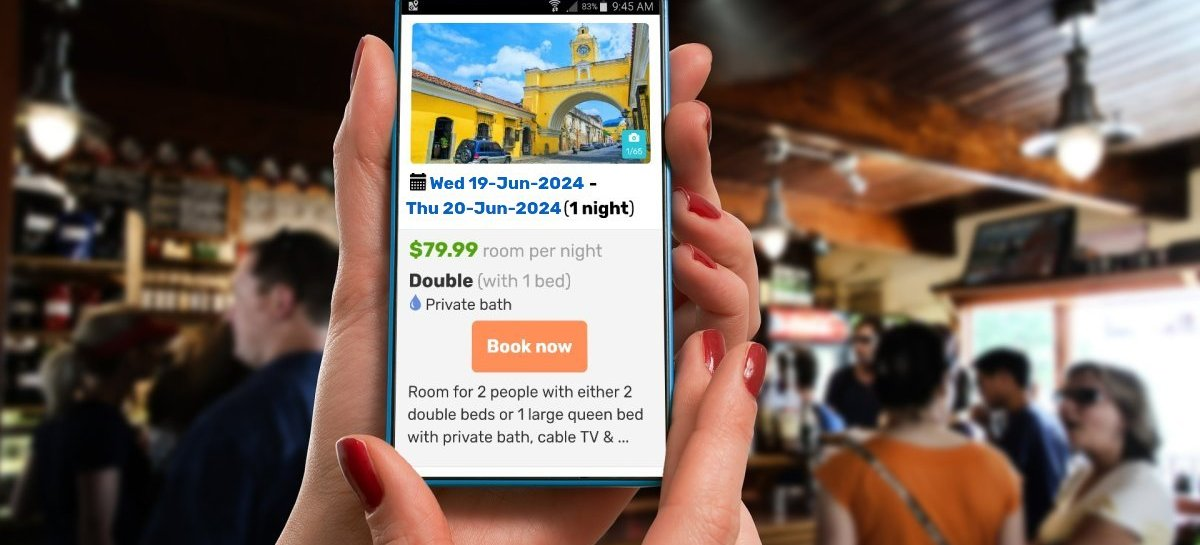 SpainInstantBooking.com - Increase reservations with a fully customizable yet cheap and effective booking engine for hotels and hostels
