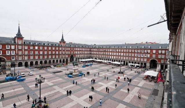 Find low rates and reserve hotels in Madrid