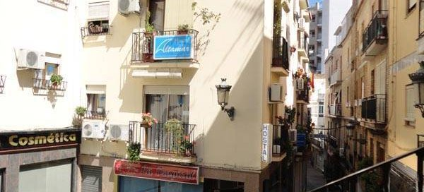 Hostal Altamar, Almunecar, Spain